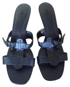 Cato Pewter Sandals