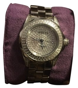 Invicta Invicta Women's Diamond Pave Dial Pro Diver Watch