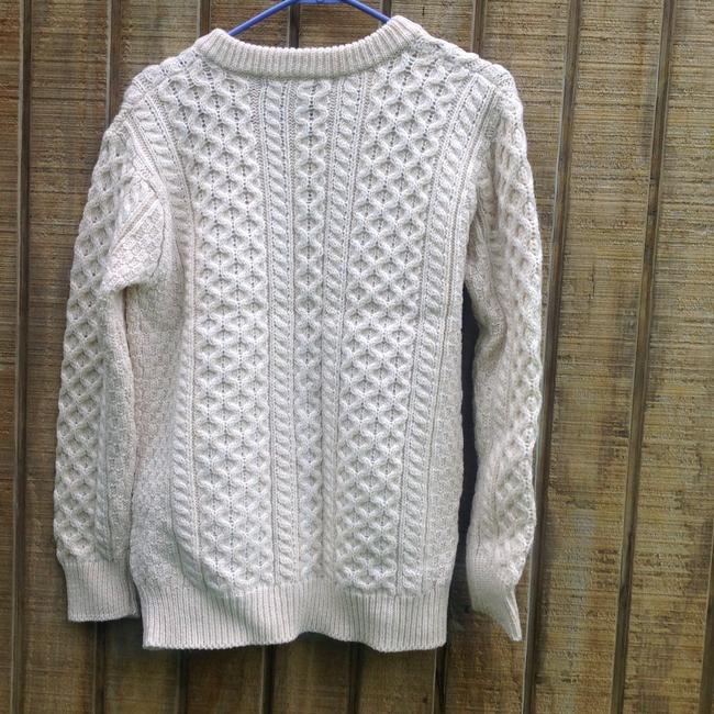Inis crafts fisherman cardigan tradesy for Inis crafts sweater price