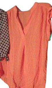 jcp Top Orange