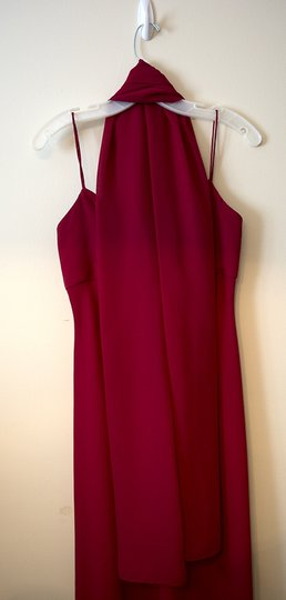 Red 8022 Formal Dress Size 4 (S)