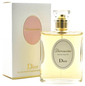 Dior DIORISSIMO by CHRISTIAN DIOR Eau de Toilette Spray ~ 3.4 oz / 100 ml