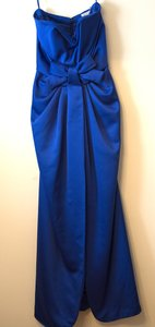 Victor Costa Royal Blue Dress