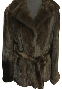 Marco Gianotti Mink Jacket Mink Fur Coat