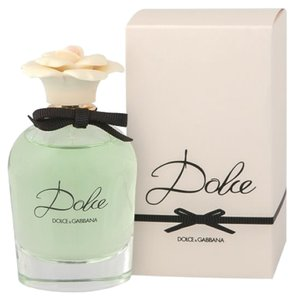 Dolce&Gabbana DOLCE by DOLCE & GABBANA Eau de Parfum Spray ~ 2.5 oz / 75 ml