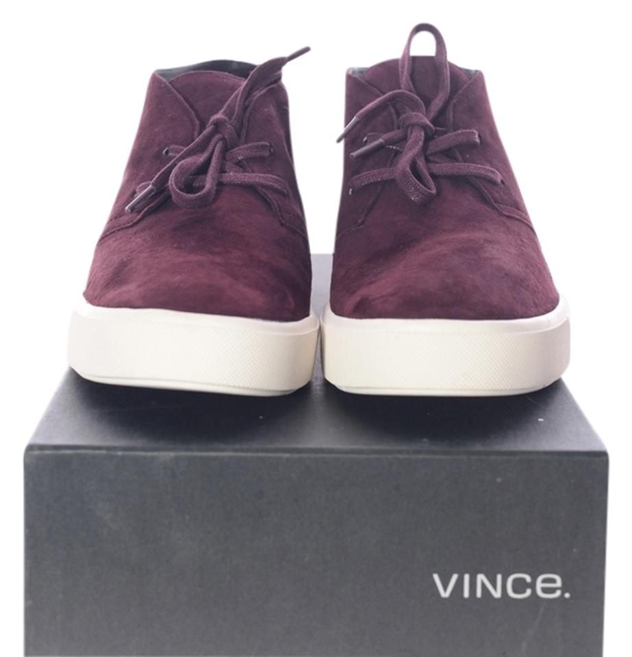 LADY Popular Vince Pomegranate Chelsea Sneakers Popular LADY recommendation 223ead