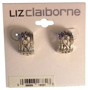 Liz Claiborne Silver Earrings