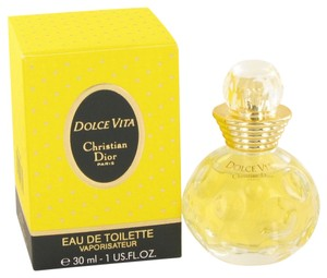 Dior DOLCE VITA by CHRISTIAN DIOR Eau de Toilette ~ 1.0 oz / 30 ml