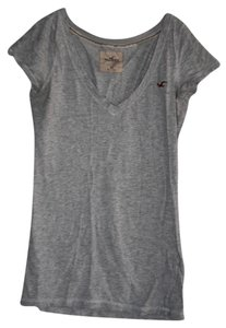 Hollister T Shirt Gray