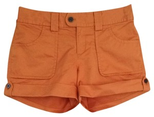 Banana Republic Shorts Pumpkin