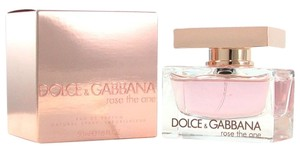 Dolce&Gabbana ROSE THE ONE by DOLCE & GABBANA Eau de Parfum Spray ~ 1.6 oz / 50 ml