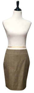 Banana Republic Skirt multi tan