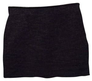 Zara Skirt Dark blue