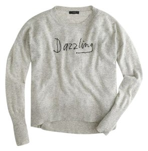 J.Crew Embellished Sweater