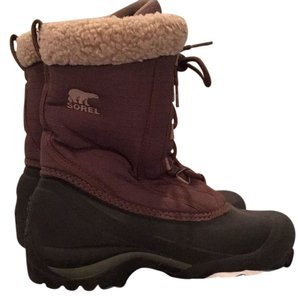 Sorel Brown and black Boots
