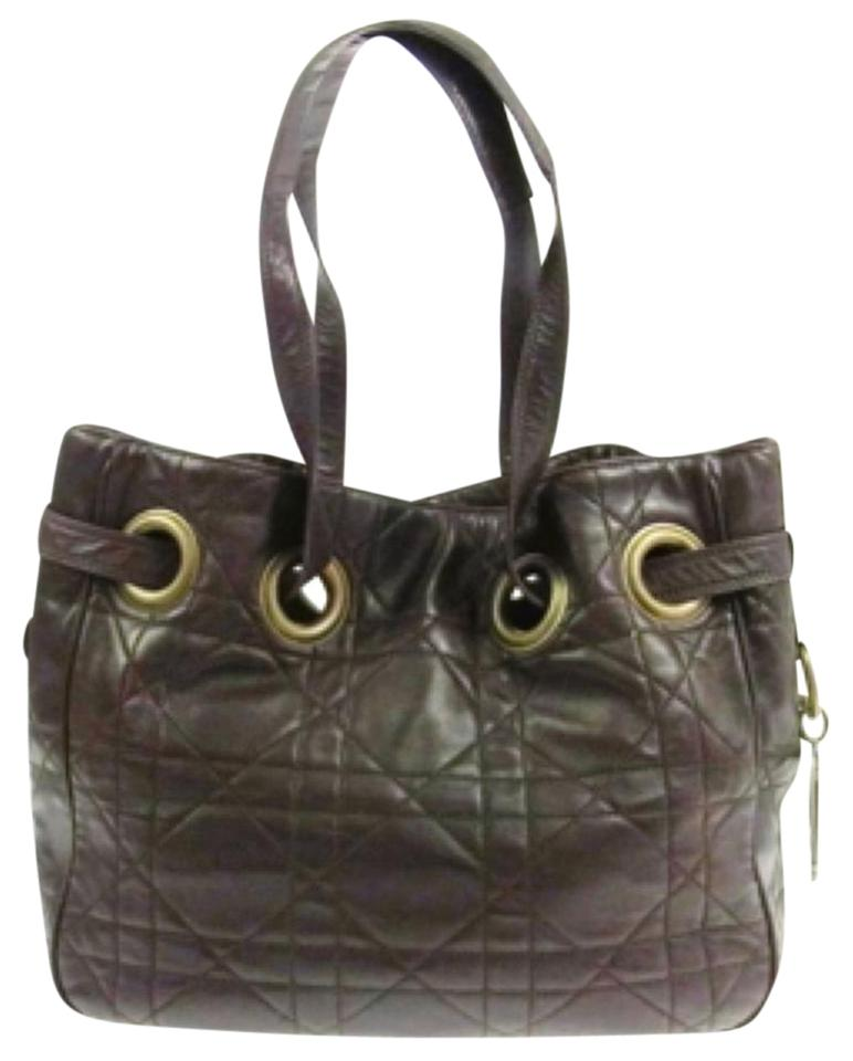f6a5ed0c1e7b Canage Brown Leather Shoulder Bag - Tradesy