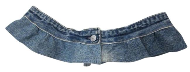Item - Rare Vintage Ruffle Denim Belt