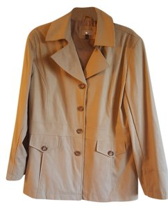 Giacca Stylish Lined Pea Coat