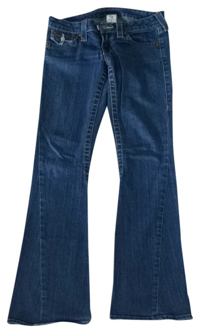 Preload https://item4.tradesy.com/images/true-religion-flare-leg-jeans-size-26-2-xs-1147118-0-0.jpg?width=400&height=650