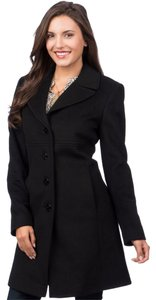 Larry Levine Wool Coat