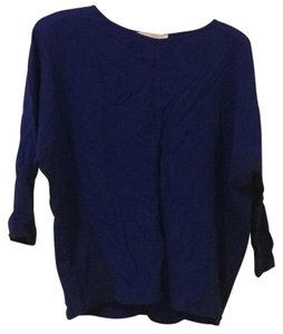 Vince Camuto Top Royal and dark blue
