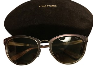 Tom Ford Tom Ford Nina Cat Eye Sunglasses