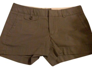 Banana Republic Chic Dress Shorts gray