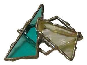 Stained Glass Brooch