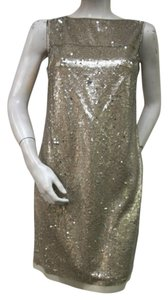 Suzi Chin Sequin Dress