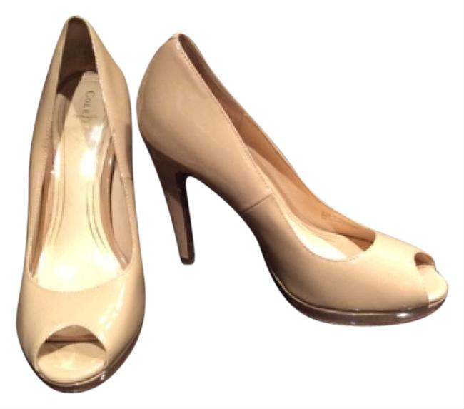 Item - Nude Platforms Size US 7.5 Regular (M, B)