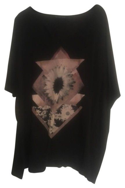 Item - Blac Fits All Oversized T-shirt Tee Shirt Size OS (one size)