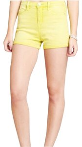 BlankNYC Mini/Short Shorts Lime