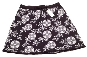 Sophia Max Skirt Black and White