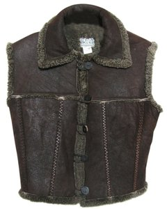 firenze Vintage Genuine Real Vest