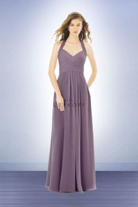 Bill Levkoff Victorian Lilac Dress