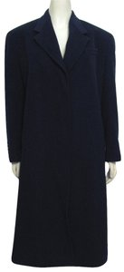 jacob spiegel New Wool Women Navy Pea Coat