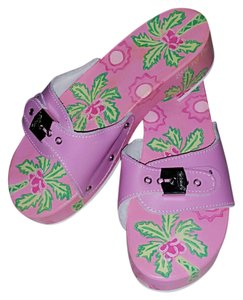 Dr. Scholl's Pink Mules