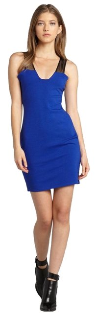 Item - Blue & Black By Michelle Mini Night Out Dress Size 0 (XS)