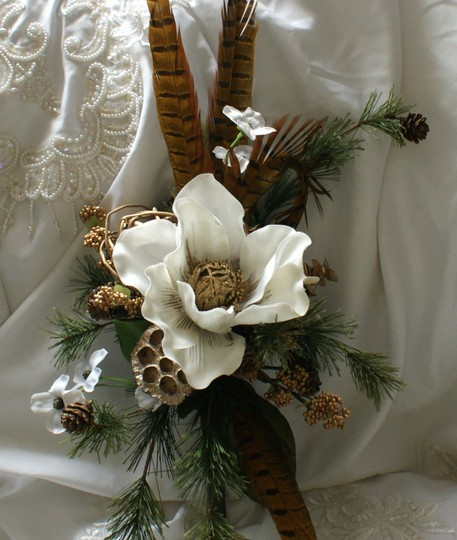 Contemporary Woodland Bouquet Other