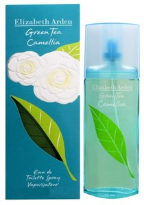 Elizabeth Arden GREEN TEA CAMELLIA by ELIZABETH ARDEN EDT Spray ~ 1.0 oz / 30 ml