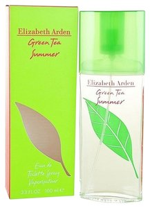 Elizabeth Arden GREEN TEA SUMMER by ELIZABETH ARDEN EDT Spray ~ 3.3 oz / 100 ml