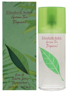 Elizabeth Arden GREEN TEA TROPICAL by ELIZABETH ARDEN EDT Spray ~ 3.3 oz / 100 ml