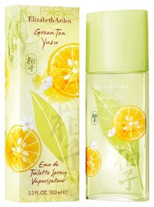 Elizabeth Arden GREEN TEA YUZU by ELIZABETH ARDEN EDT Spray ~ 3.3 oz / 100 ml