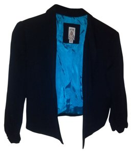 Decree Black Blazer
