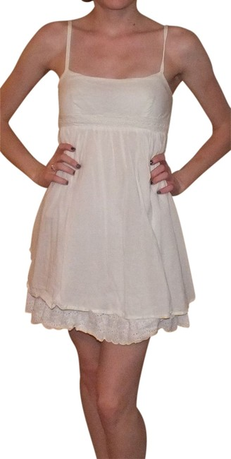 Mossimo Supply Co. short dress White on Tradesy