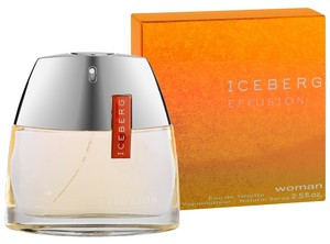 Iceberg ICEBERG EFFUSION WOMAN by ICEBERG EDT Spray for Women ~ 2.5 oz / 75 ml