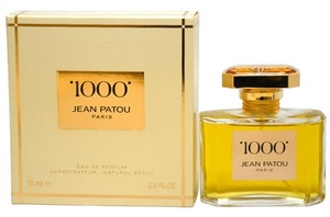 Jean Patou 1000 by JEAN PATOU Eau de Parfum Spray for Women ~ 2.5 oz / 75 ml