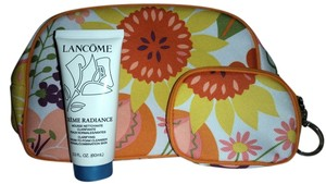Clinique New Clinique cosmetic bags with Lancome Cleanser