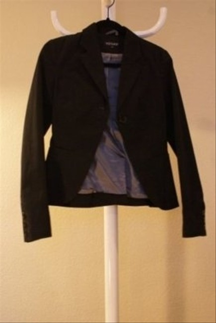 Topshop Must Have Sleek Style Long Sleeves Single Button Jacket Image 1
