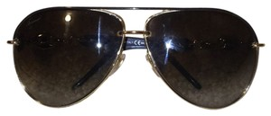 Gucci New GUCCI Sunglasses GG 4230/S 6DEHA 63-11 Aubergine & Gold w/ Brown Gradient